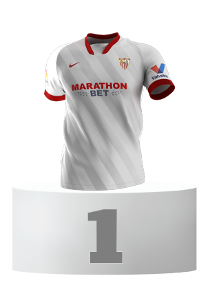 Full Sevilla Kit